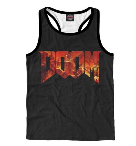 Майка борцовка Print Bar Doom doom patrol book one