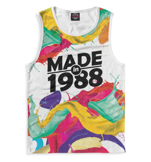 Купить Мужская майка Made in 1988 DVV-814969-may-2