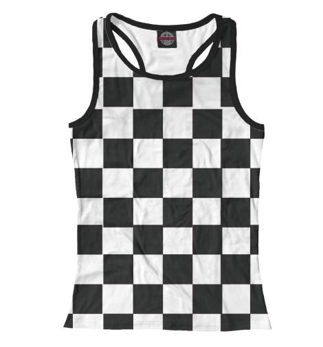 Майка борцовка Print Bar Доска шахматная поло print bar доска шахматная