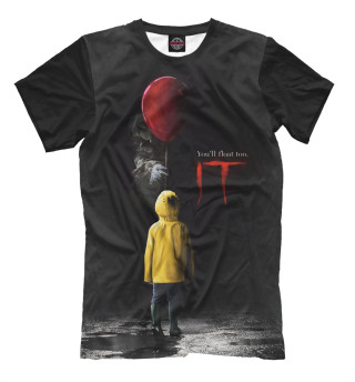 It: You'll float too