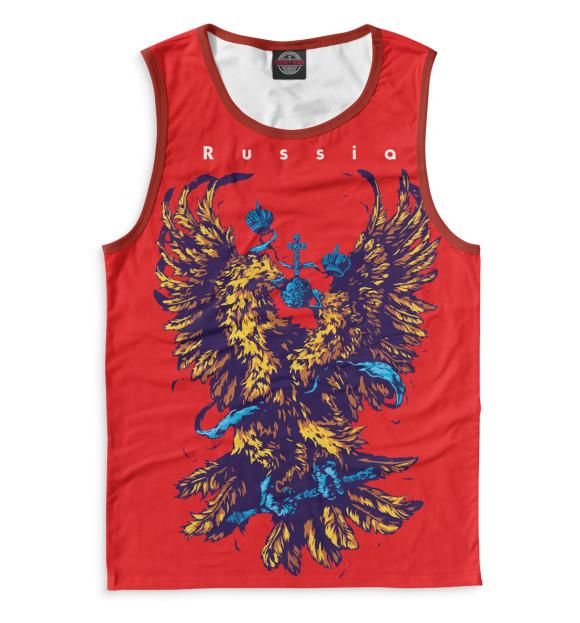 Купить Майка для мальчика Двуглавый орел SRF-389282-may-2