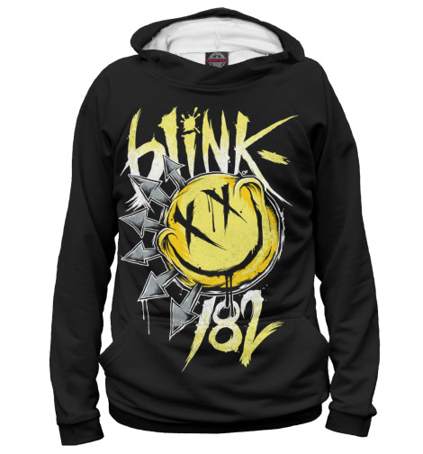 Худи Print Bar blink-182 print bar blink 182