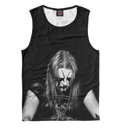 Майка Print Bar Black Metal Ist Krieg майка print bar black metal ist krieg