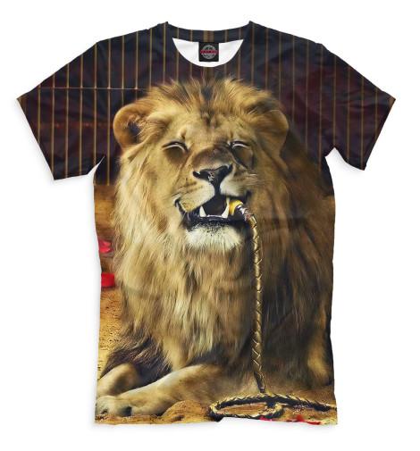 Мужская футболка Львы