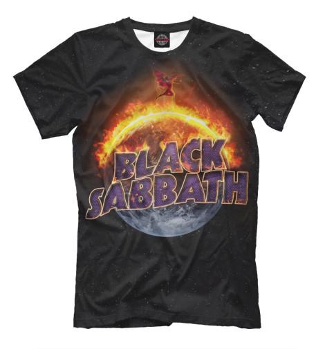 Купить Мужская футболка Black Sabbath MZK-171580-fut-2
