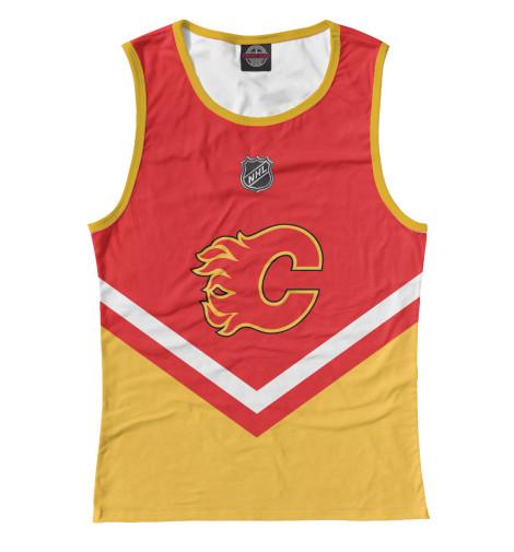 Майка Print Bar Calgary Flames