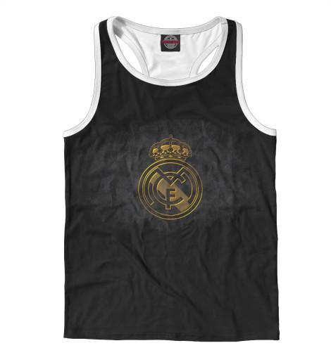 Майка борцовка Print Bar Реал Мадрид детская футболка классическая унисекс printio реал мадрид