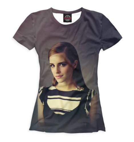 Купить Женская футболка Эмма Уотсон ZNR-907307-fut-1
