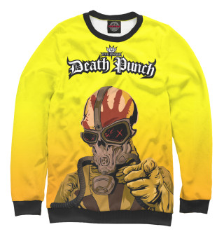 Свитшот для девочек Five Finger Death Punch War Is the Answer