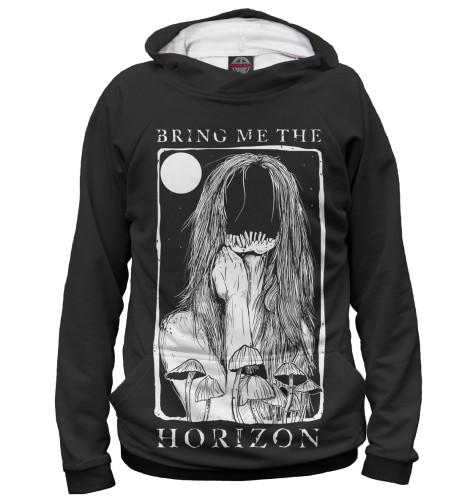 Мужское худи Bring Me The Horizon
