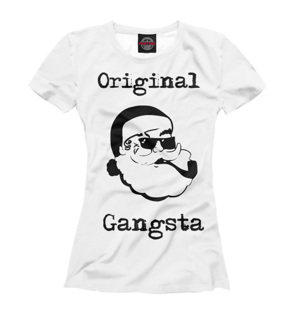 Купить Женская футболка Original Gangsta NOV-968173-fut-1