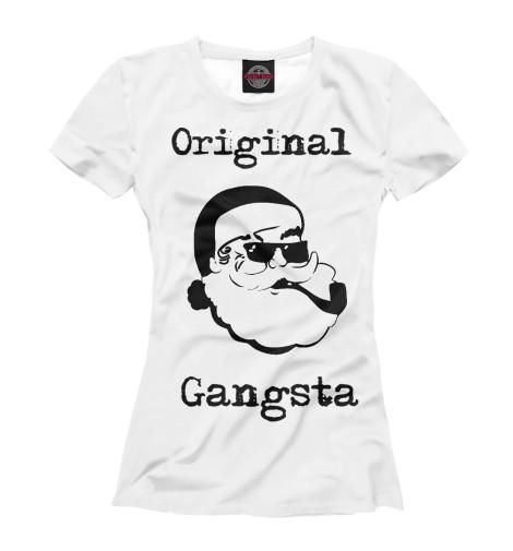 Футболка Print Bar Original Gangsta худи print bar gangsta