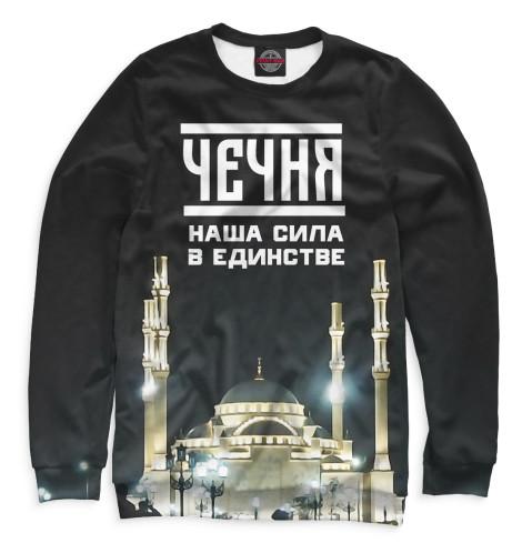 Купить Женский свитшот Чечня CHN-410324-swi-1