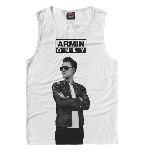 Майка Print Bar Armin Only свитшот print bar armin only