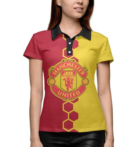 Поло Print Bar Manchester United brighton manchester united