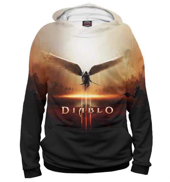 Купить Мужское худи Diablo 3 DIO-939560-hud-2