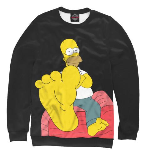 Купить Мужской свитшот Homer Simpson SIM-179941-swi-2