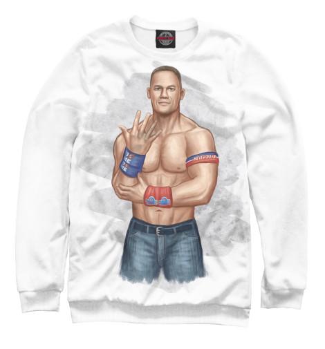 Свитшот Print Bar WWE: Джон Сина свитшот print bar wwe сет роллинс