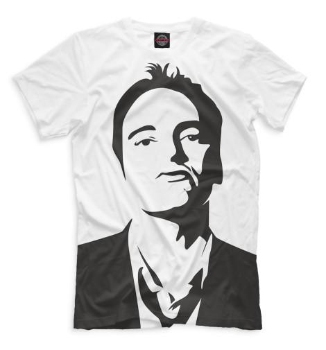 Мужская футболка Квентин Тарантино