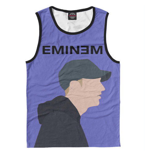 Майка Print Bar Eminem vector eminem all access europe
