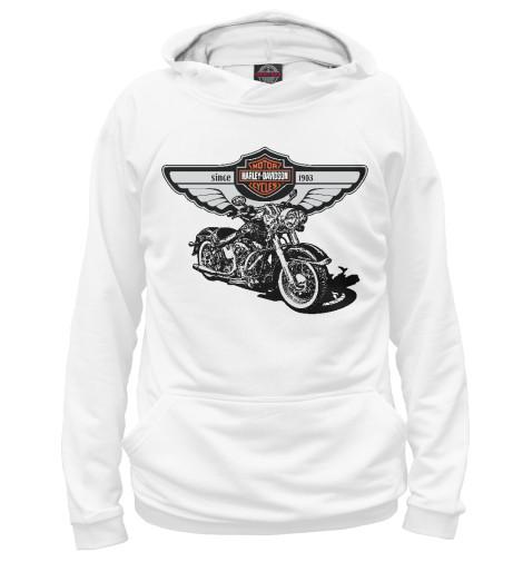 Худи Print Bar Harley Davidson