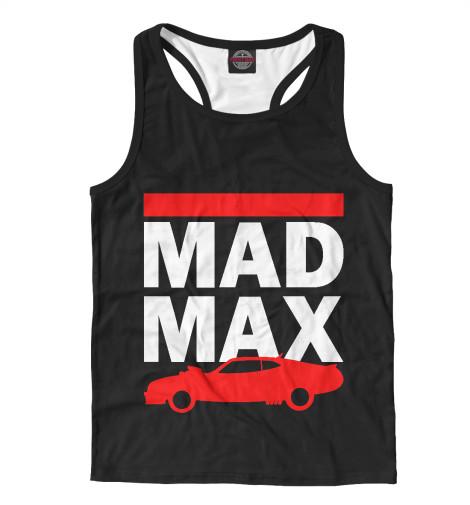 Майка борцовка Print Bar Mad Max худи print bar mad max page 5