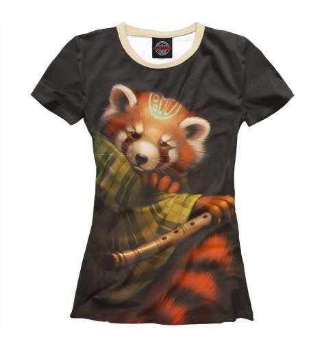 Футболка Print Bar Red panda футболка print bar panda color