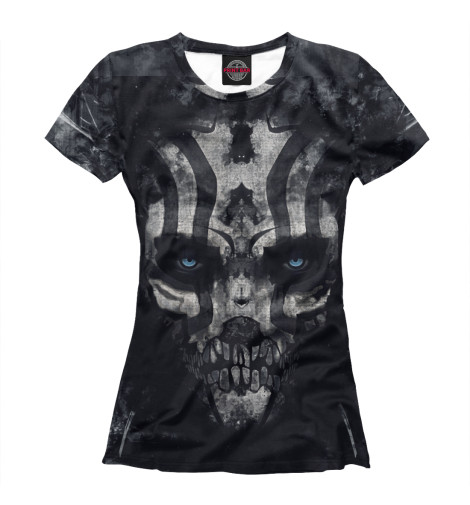Купить Женская футболка Череп DAR-947442-fut-1