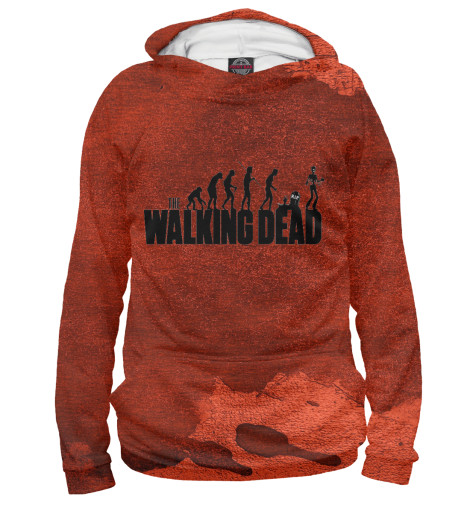 Худи Print Bar The Walking Dead худи print bar walking dead