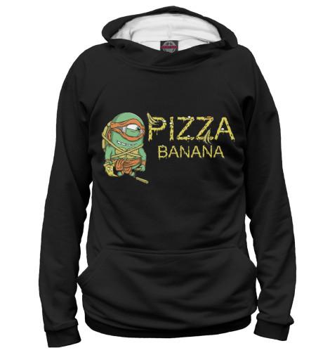 Худи Print Bar Pizza Banana поло print bar damask banana