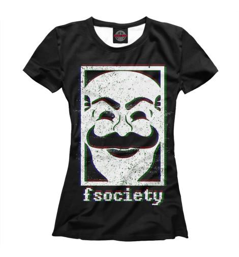 Купить Женская футболка Мистер Робот APD-263211-fut-1