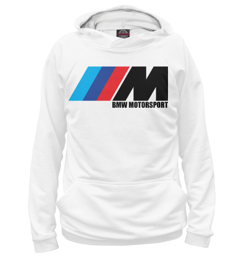 Худи Print Bar BMW Motorsport худи print bar bmw motorsport