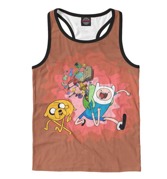 Купить Мужская майка-борцовка Adventure Time ADV-733399-mayb-2
