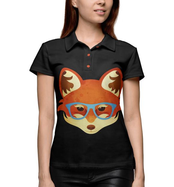 Купить Поло для девочки Лиса FOX-727241-pol-1