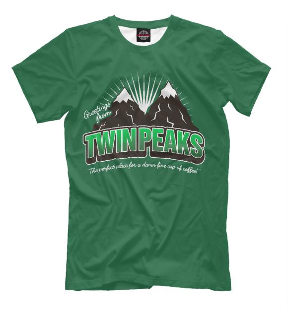 Купить Мужская футболка Твин Пикс TPS-379768-fut-2