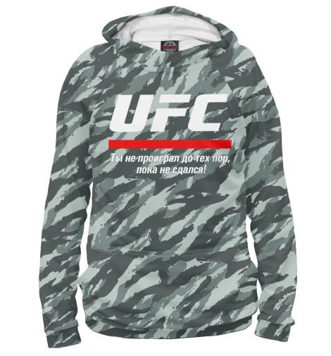 Худи Print Bar UFC комуфляж