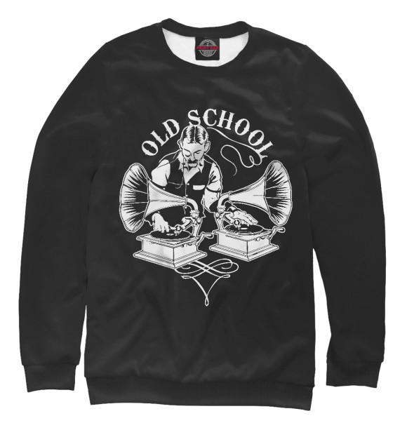 Купить Свитшот для девочек Old School MZK-503616-swi-1