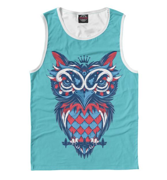 Купить Майка для мальчика Owl Art PTI-367208-may-2