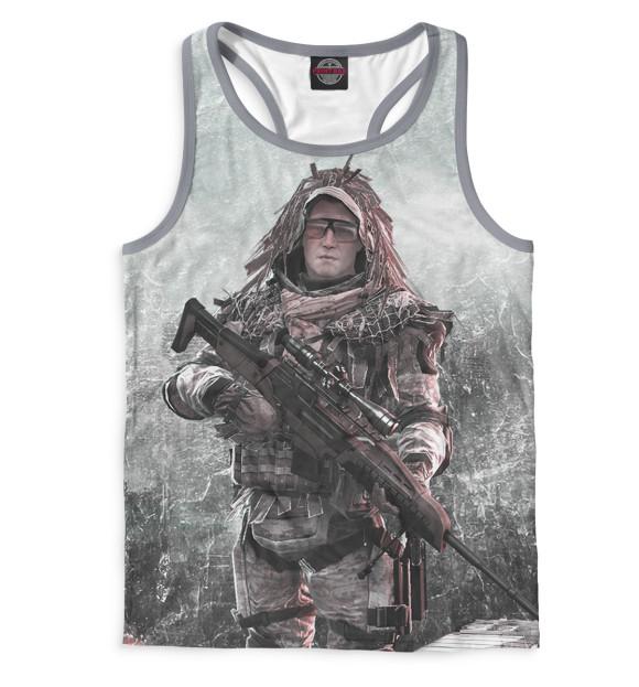 Купить Майка для мальчика Warface RPG-857236-mayb-2