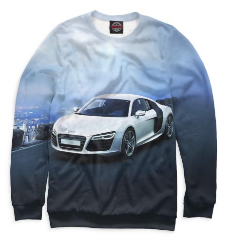 Женский свитшот Audi R8