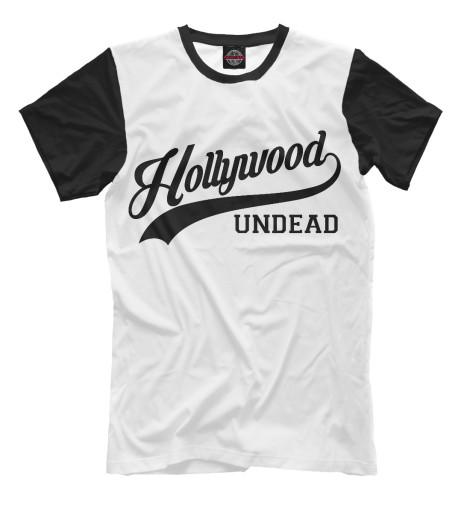 Футболка Print Bar Hollywood Undead худи print bar hollywood undead 4l