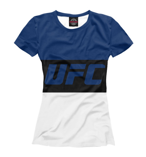 Футболка Print Bar UFC BLUE ufc 2 ps4