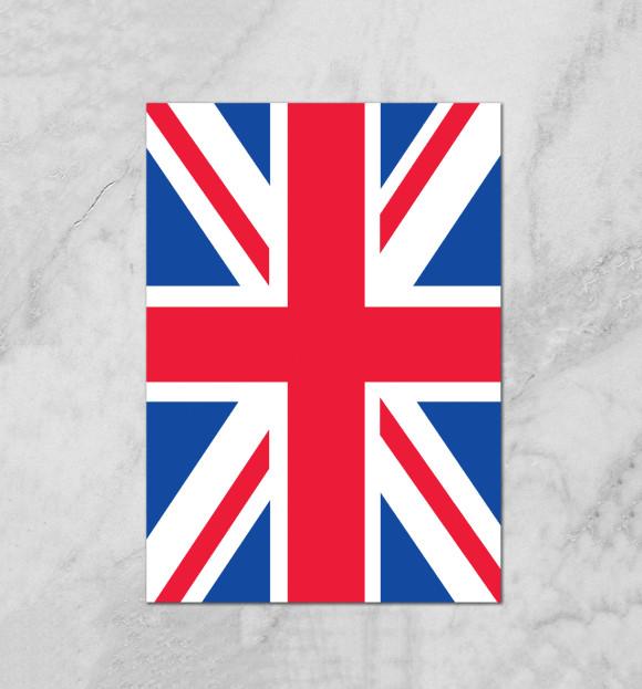 Открытка англии