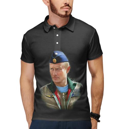 Поло Print Bar Путин ВМФ майка print bar путин вмф