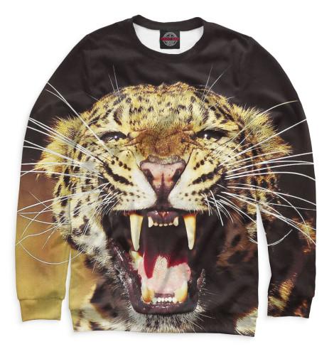 Купить Свитшот для мальчиков Леопард HIS-739237-swi-2