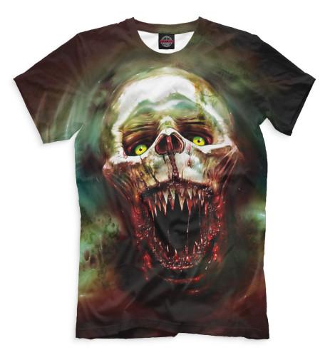 Купить Мужская футболка Хоррор HOR-562465-fut-2