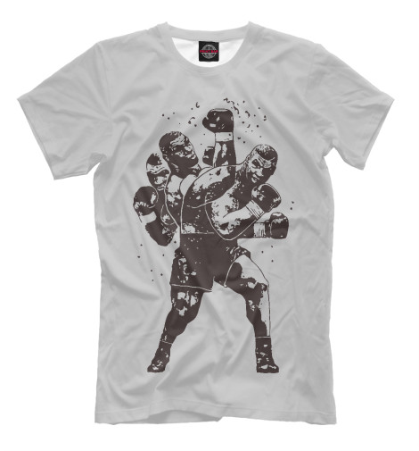 Футболка Print Bar Mike Tyson футболка print bar shogun assassin