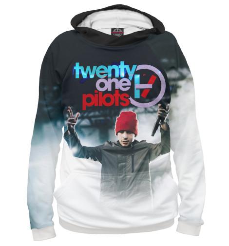 Худи Print Bar Twenty One Pilots - Тайлер и красная шапка футболка print bar twenty one pilots тайлер и красная шапка