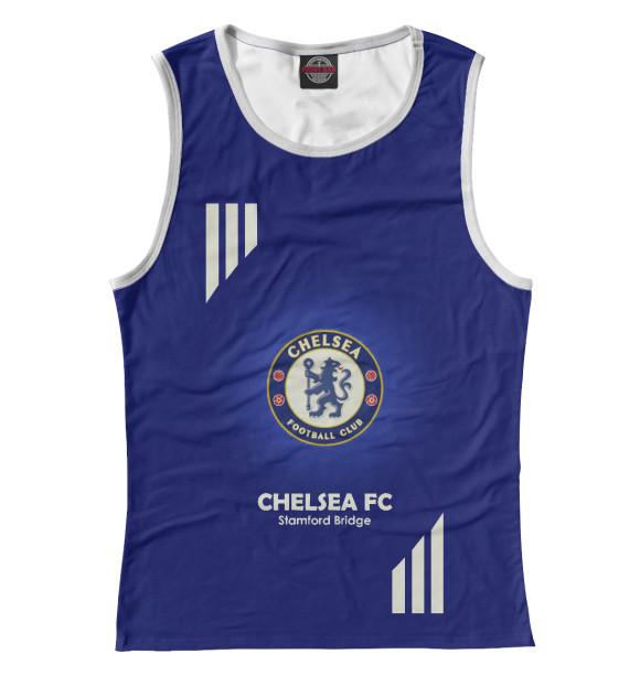 Купить Майка для девочки FC Chelsea CHL-796077-may-1