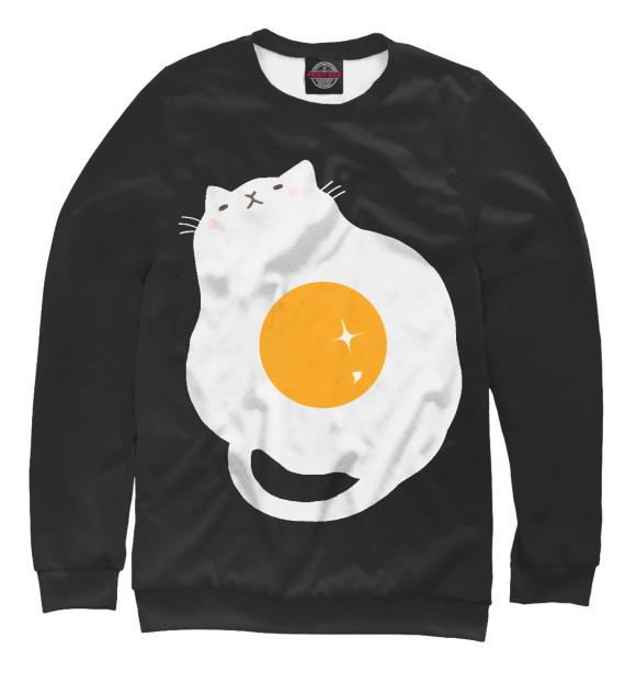 Купить Мужской свитшот Кот-яичница HIP-276173-swi-2